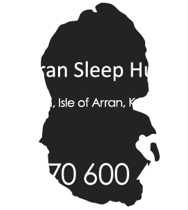 Arran Sleep Huts Address